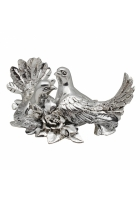 Статуэтка «Пара голубей с розами»