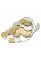 Статуэтка «Рог изобилия с монетами»