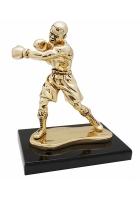 Статуэтка «Боксёр на ринге»