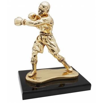 Подарочная статуэтка «Боксёр на ринге»