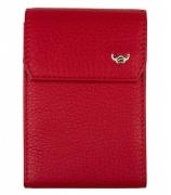 Кожаный футляр для кредитных карт и визиток