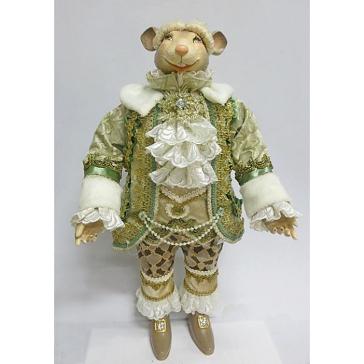 Коллекционная кукла «Сэр Мышь»