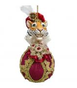 Елочное украшение «Синьор Тигр»