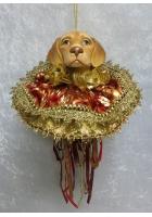 Новогоднее украшение «Сэр Бигль»