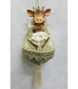 Елочное украшение «Мистер Свин»