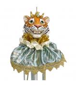 Елочное украшение «Тигр 2022»
