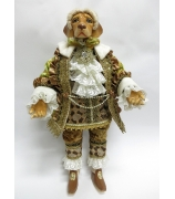 Кукла «Пёс Лорд»