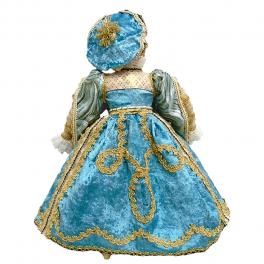 Большая коллекционная кукла «Мадам Тигрица»