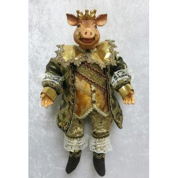 Коллекционная кукла «Принц Свин»