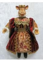 Кукла «Принцесса Свинка»