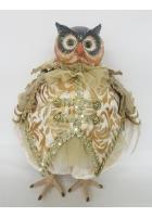 Новогодняя кукла «Мудрая Сова»
