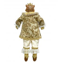 Коллекционная кукла «Тигр Принц», символ 2022 года
