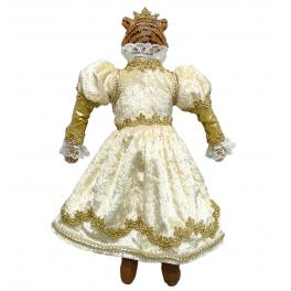 Коллекционная кукла «Леди Тигрица», символ 2022 года