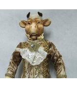 Кукла «Бык Джентльмен»