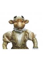 Кукла «Леди Корова»