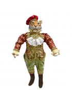 Кукла «Тигр Джентльмен»