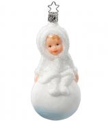 Ёлочная игрушка «Снежные радости»