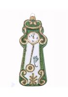 Ёлочная игрушка «Часы»
