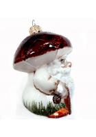 Ёлочная игрушка «Гриб Боровик»