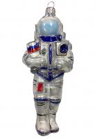 Ёлочная игрушка «Космонавт»