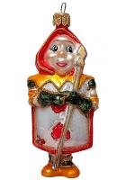 Ёлочная игрушка «Червонный Валет»