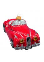 Ёлочная игрушка «Спортивное авто»