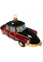 Ёлочная игрушка «Ретро автомобиль»