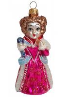 Ёлочная игрушка «Червонная Королева»