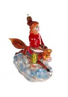 Ёлочная игрушка «Иван и Конёк-Горбунок»