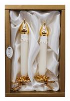 Набор ёлочных игрушек «Рождественские свечи»