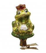Ёлочная игрушка «Царевна-лягушка»