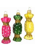 Набор ёлочных игрушек «Конфетки Горошки»