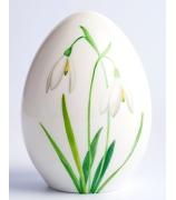 Яйцо пасхальное «Подснежники»
