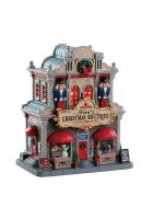 Домик с подсветкой «Рождественский бутик Норы»