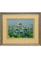 Вышитая картина «Свято-Никольский собор»
