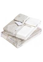 Комплект из 3-х вафельных полотенец «Lille»