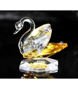 Фигурка «Янтарный лебедь»