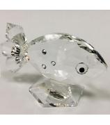 Хрустальный сувенир «Рыбка»
