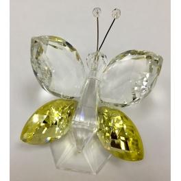 Хрустальная фигурка «Бабочка»