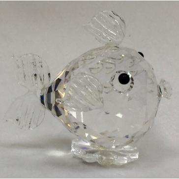 Хрустальная фигурка «Рыбка»