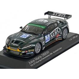 Масштабная модель автомобиля «ASTON MARTIN DBRS9 FIA GT3 RACE SPA»