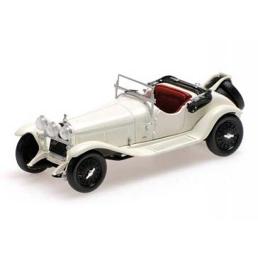 Масштабная модель автомобиля «ALFA ROMEO 6C 1750 G.S.»