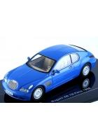 Масштабная модель автомобиля «BUGATTI EB 118 FRENCH RACING BLUE»