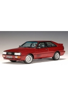 Масштабная модель автомобиля «AUDI QUATTRO 1988 LWB RED METALLIC»