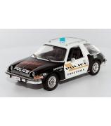 Масштабная модель автомобиля «AMC Pacer X USA Police»