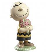 Фарфоровая статуэтка «CHARLIE BROWN»