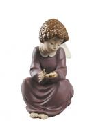 Фарфоровая статуэтка «Сияющая звезда»