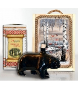 Подарочный набор «Сибирь. Медведь»