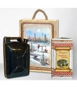Подарочный набор «Сибирь. Нефть»