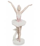 Фарфоровая статуэтка «Прима-балерина»